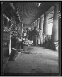 Market Scene, New Orleans, Photograph 7A... by Genthe, Arnold