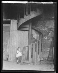 Spiral Stairway, New Orleans, Photograph... by Genthe, Arnold