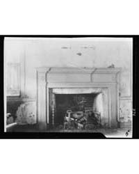 Fireplace, New Orleans or Charleston, So... by Genthe, Arnold