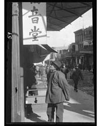 Passers-by, Chinatown, San Francisco, Ph... by Genthe, Arnold