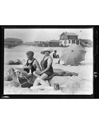 Arnold Genthe with Two Women Friends in ... by Genthe, Arnold