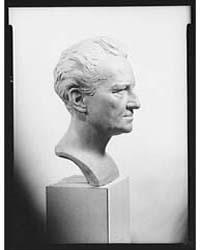 Portrait Sculpture of Arnold Genthe, Pho... by Genthe, Arnold