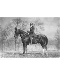 Arnold Genthe Riding Chesty, Photograph ... by Genthe, Arnold
