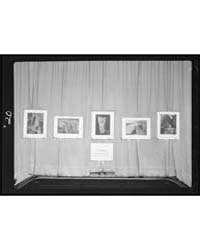 Exhibition of Arnold Genthe's Photograph... by Genthe, Arnold