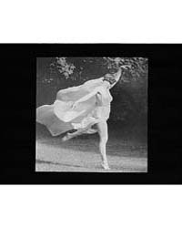 Anna Duncan Dancing, Photograph 7A09913R by Genthe, Arnold