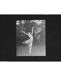 Lisa Duncan Dancing, Photograph 7A09925R by Genthe, Arnold