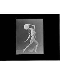 Marion Morgan Dancer, Photograph 7A09970... by Genthe, Arnold