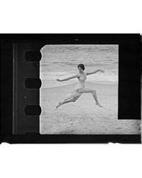 Stella Block Dancing, Photograph 7A09973... by Genthe, Arnold