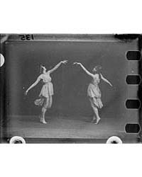 Marion Morgan Dancers, Photograph 7A0999... by Genthe, Arnold