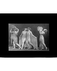 Marion Morgan Dancers, Photograph 7A1002... by Genthe, Arnold