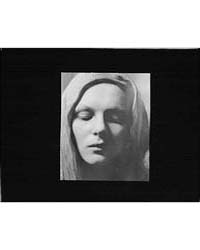 Portrait Photograph of Miss Jerry Mansfi... by Genthe, Arnold
