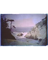 Seacoast in the Carmel, California Area,... by Genthe, Arnold
