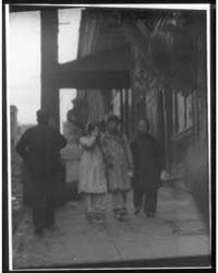 Street Scene, Chinatown, San Francisco, ... by Genthe, Arnold