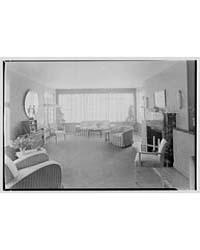 Robert Tietze, Residence in Riverside, C... by Schleisner, Gottscho