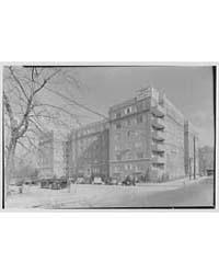 Thomas Jefferson Apartments, Forest Hill... by Schleisner, Gottscho