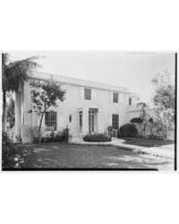 John W. Bullock, Residence at Sunset Isl... by Schleisner, Gottscho