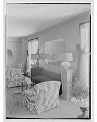 John F. Wharton, Residence, 120 East End... by Schleisner, Gottscho