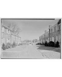 Manly Court, Summit, New Jersey. Duplex ... by Schleisner, Gottscho