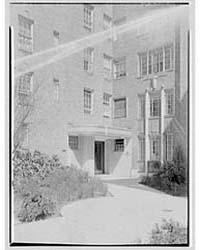 Park Terrace Apartments, E. 215Th St., N... by Schleisner, Gottscho