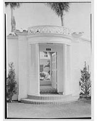 George Goldwyn, Residence at 6605 Alliso... by Schleisner, Gottscho