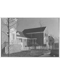 Park Fairfax Houses, Arlington, Virginia... by Schleisner, Gottscho