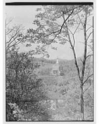 The Homestead, Hot Springs, Virginia. To... by Schleisner, Gottscho