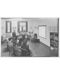Woodmere Academy, Woodmere, Long Island,... by Schleisner, Gottscho