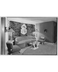 Apartment, 45 W. 54Th St., New York City... by Schleisner, Gottscho