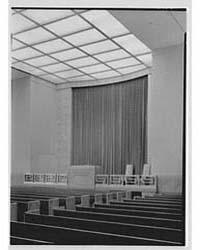 Eighth Church of Christ Scientist, E. 77... by Schleisner, Gottscho