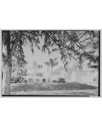 J.L. Friedman, Residence at 5650 Pine Tr... by Schleisner, Gottscho