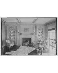 Mrs. Russell A. Alger, Residence in York... by Schleisner, Gottscho