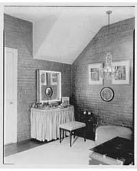 Patricia Murphy, Apartment in Manhasset,... by Schleisner, Gottscho