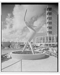 Algiers Hotel, 26Th St. and Collins Ave.... by Schleisner, Gottscho