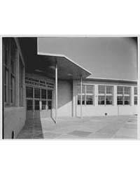 Newtown High School, Agricultural Annex,... by Schleisner, Gottscho