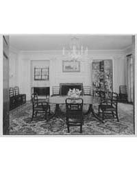 Auchincloss Residence, McLean, Virginia.... by Schleisner, Gottscho