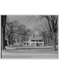 Deerfield Academy, Deerfield, Massachuse... by Schleisner, Gottscho