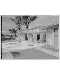 Tayler, Residence in the Bahamas. Terrac... by Schleisner, Gottscho