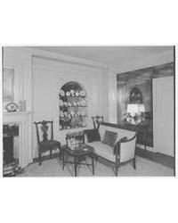 C.G. Michalis, Residence at 800 Park Ave... by Schleisner, Gottscho