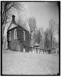 Monticello. Lower Promenade, Photograph ... by Harris & Ewing