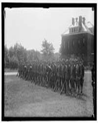 Fort Myer Officers Training Camp, Photog... by Harris & Ewing