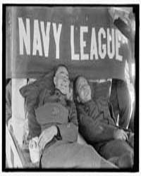 Navy League of the U.S. Excursion for Wa... by Harris & Ewing