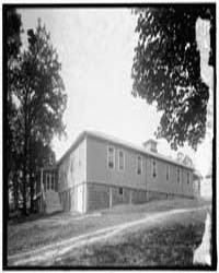 Walter Reed Officers Quarters, Photograp... by Harris & Ewing