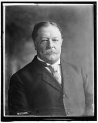 Taft, William Howard, Photograph Number ... by