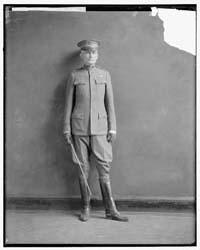 Bingham, Hiram. Lt. Colonel, Photograph ... by Harris & Ewing