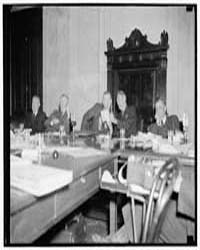 Congressional Tva Committee. Washington,... by Harris & Ewing