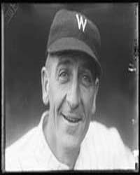 Washington Baseball Player, Photograph N... by Harris & Ewing
