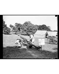 Ordnance Department Gun Carriage, Photog... by Harris & Ewing