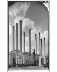 Potomac Electric Power Co. Benning Plant... by Horydczak, Theodor