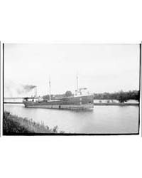 Canadian Scenes. Large Steamboat, Photog... by Horydczak, Theodor