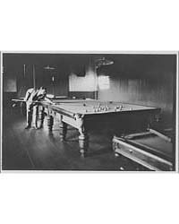 Canadian Scenes. Playing Pool, Photograp... by Horydczak, Theodor
